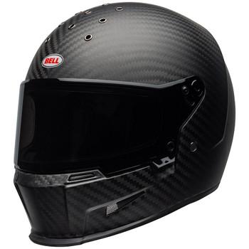 Bell Eliminator Matte Black Carbon Helmet