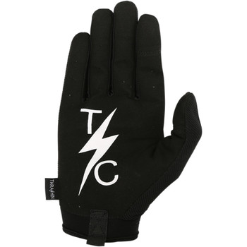Thrashin Supply Covert Gloves - Black/Black