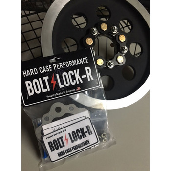 Hard Case Performance Bolt Lock-R for Harley