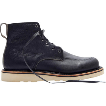 Broken Homme Jaime Leather Boots - Black