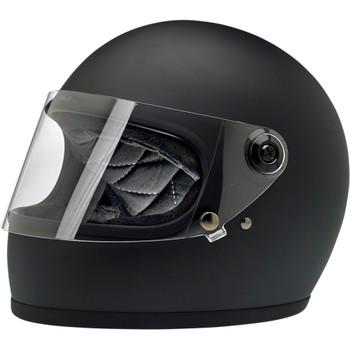 Biltwell Gringo S ECE Helmet - Flat Black