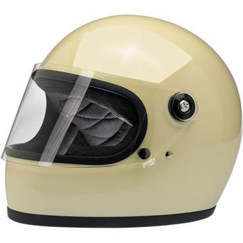 Biltwell Gringo S ECE Helmet - Gloss Vintage White