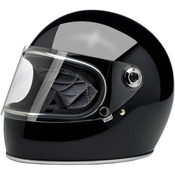 Biltwell Gringo S ECE Helmet - Gloss Black