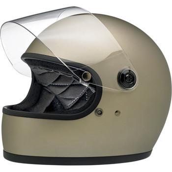 Biltwell Gringo S ECE Helmet - Flat Titanium