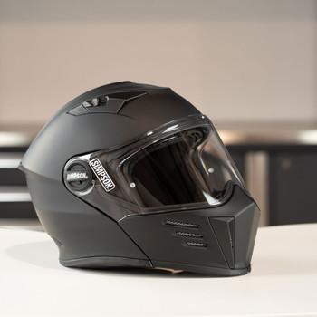 Simpson Mod Bandit Helmet - Matte Black