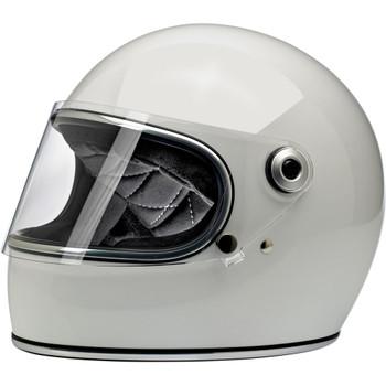 Biltwell Gringo S ECE Helmet - Gloss White