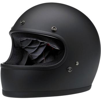 Biltwell Gringo ECE Helmet - Flat Black