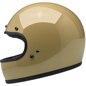 Biltwell Gringo ECE Helmet - Gloss Coyote Tan