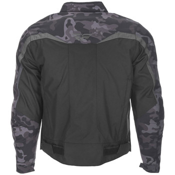 FLY Street Butane Jacket - Black/Camo