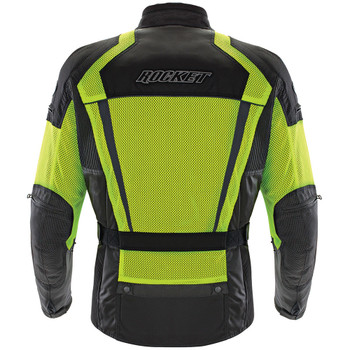 Joe Rocket Phoenix Ion Summit Jacket - Hi Viz