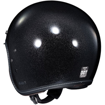 HJC IS-5 Helmet - Black Metal Flake