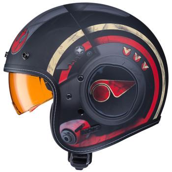 HJC IS-5 Helmet - Star Wars X-Wing Poe Dameron