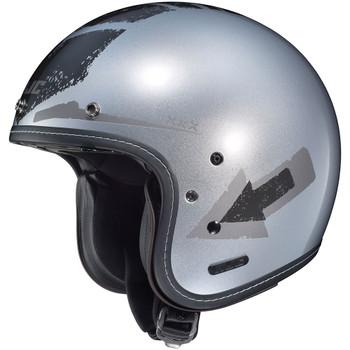 HJC IS-5 Helmet - Arrow Silver