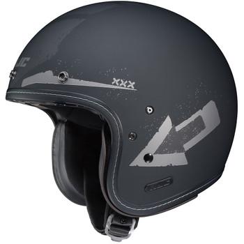 HJC IS-5 Helmet - Arrow Black