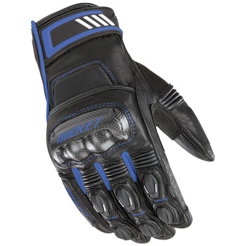 Joe Rocket Highside Gloves - Black/Blue