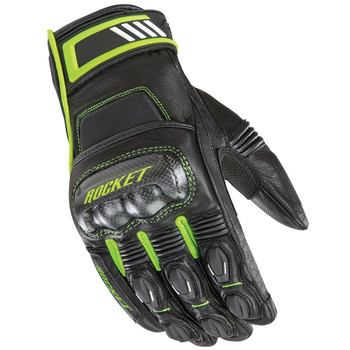 Joe Rocket Highside Gloves - Black/Hi-Viz