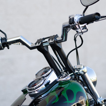Trask Assault Series Handlebar Risers with Clamp