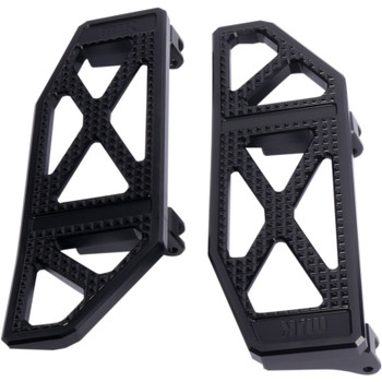 MJK Performance Max Lean Floorboards for Harley
