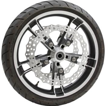 Arlen Ness Big Brake Jagged Floating Rotor Kit for 2014-2020 Harley Touring