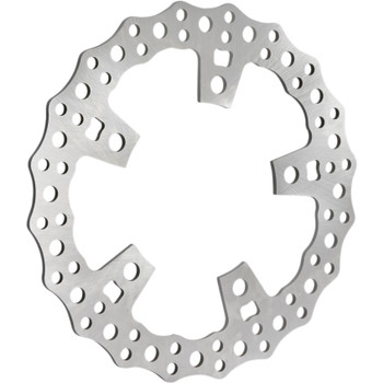 Arlen Ness Jagged Front Floating Rotor for 2014-2018 Harley*