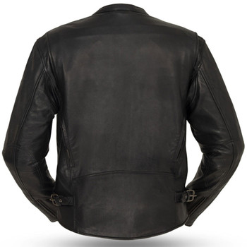 First Mfg. Indy Leather Jacket