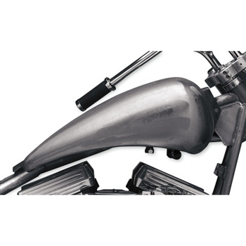 "Drag Specialties One-Piece 2"" Extended Gas Tank for Harley FXR - Aero Cap"