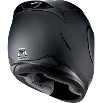 Icon Airmada Rubatone Black Helmet