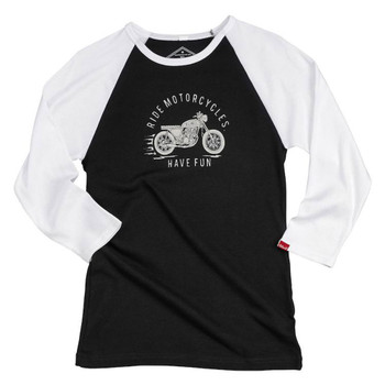 Biltwell RMHF Raglan Women's Shirt