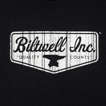 Biltwell Shield T-Shirt - Black