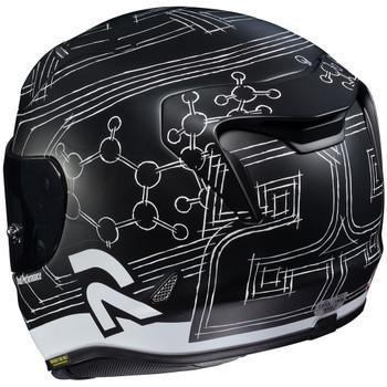 HJC RPHA 11 Pro Iannone 29 Replica Helmet - Black