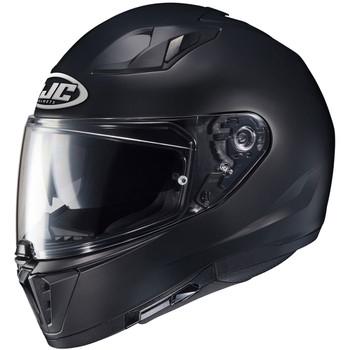 HJC i70 Helmet - Flat Black