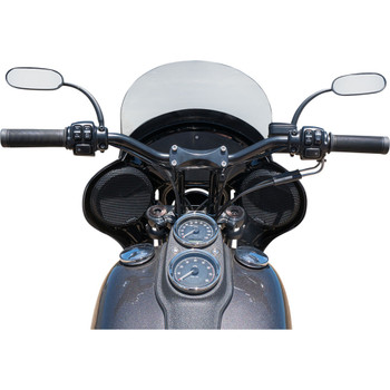 Russ Wernimont TXR Fairing for 39mm Narrow Glide Harley