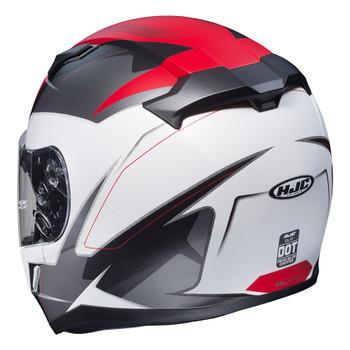 HJC CL-17 Omni Helmet - Red