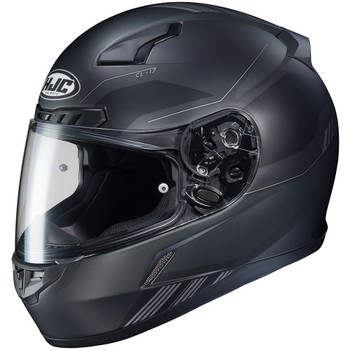 HJC CL-17 Combat Helmet - Black