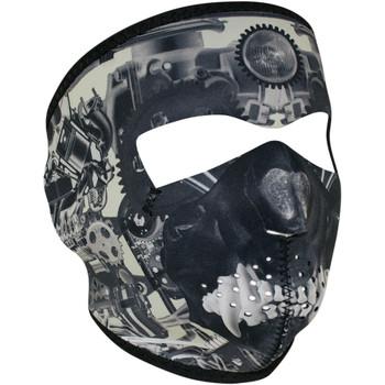Zan Headgear Sprocket Skull Face Mask
