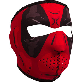 Zan Headgear Red Dawn Full Face Mask