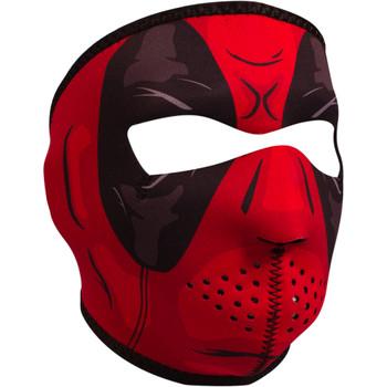 Zan Headgear Red Dawn Full Face Mask