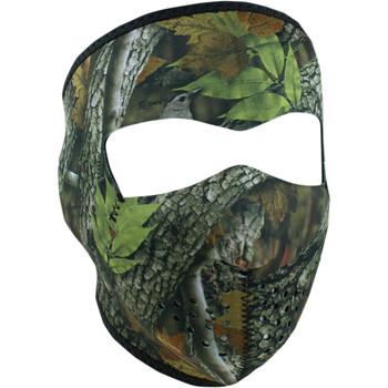 Zan Headgear Forest Camo Full Face Mask