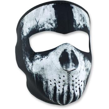 Zan Headgear Ghost Skull Full Face Mask