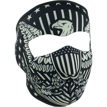 Zan Headgear Vintage Eagle Full Face Mask