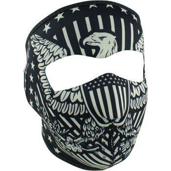Zan Headgear Vintage Eagle Full Face Mask