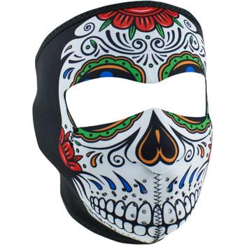 Zan Headgear Muerte Skull Full Face Mask
