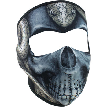 Zan Headgear Snake Skull Full Face Mask