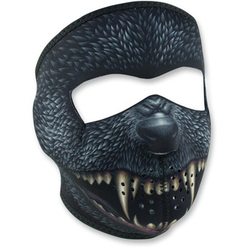 Zan Headgear Silver Bullet Full Face Mask