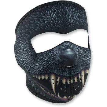 Zan Headgear Silver Bullet Full Face Mask