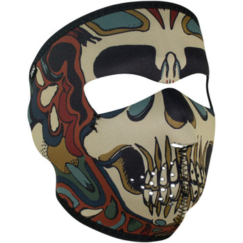 Zan Headgear Psych Skull Full Face Mask