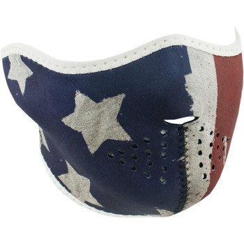 Zan Headgear Patriot Half Face Mask