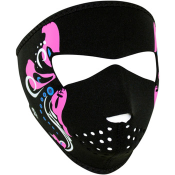 Zan Headgear Mardi Gras Small Face Mask