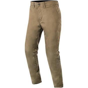 Alpinestars Motochino Pants - Dark Khaki