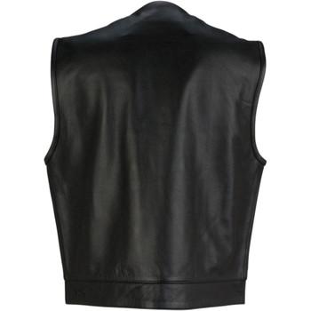 Z1R Ganja Leather Vest